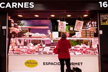 ALBESIM GOURMET: casquería, pollería, carnicería, charcutería barrio prosperidad