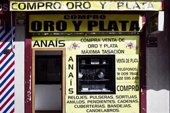 compra venta oro y plata barrio de prosperidad madrid