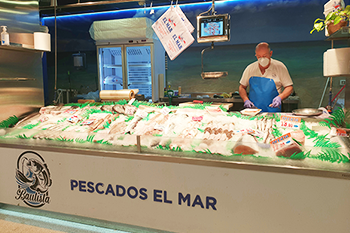 pescadería bautista - pescadería prospe - mercado de prosperidad