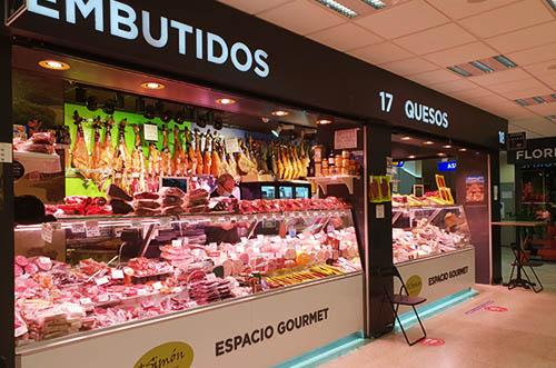 albesim gourmet - mercado de prosperidad - casquería, pollería, carnicería y charcutería barrio de prosperidad