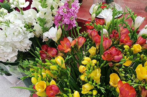 Floristería P'alique - floristería madrid - floristería barrio de prosperidad - flores madrid