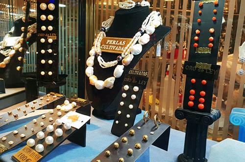 perlas madrid - joyería quílez barrio de prosperidad